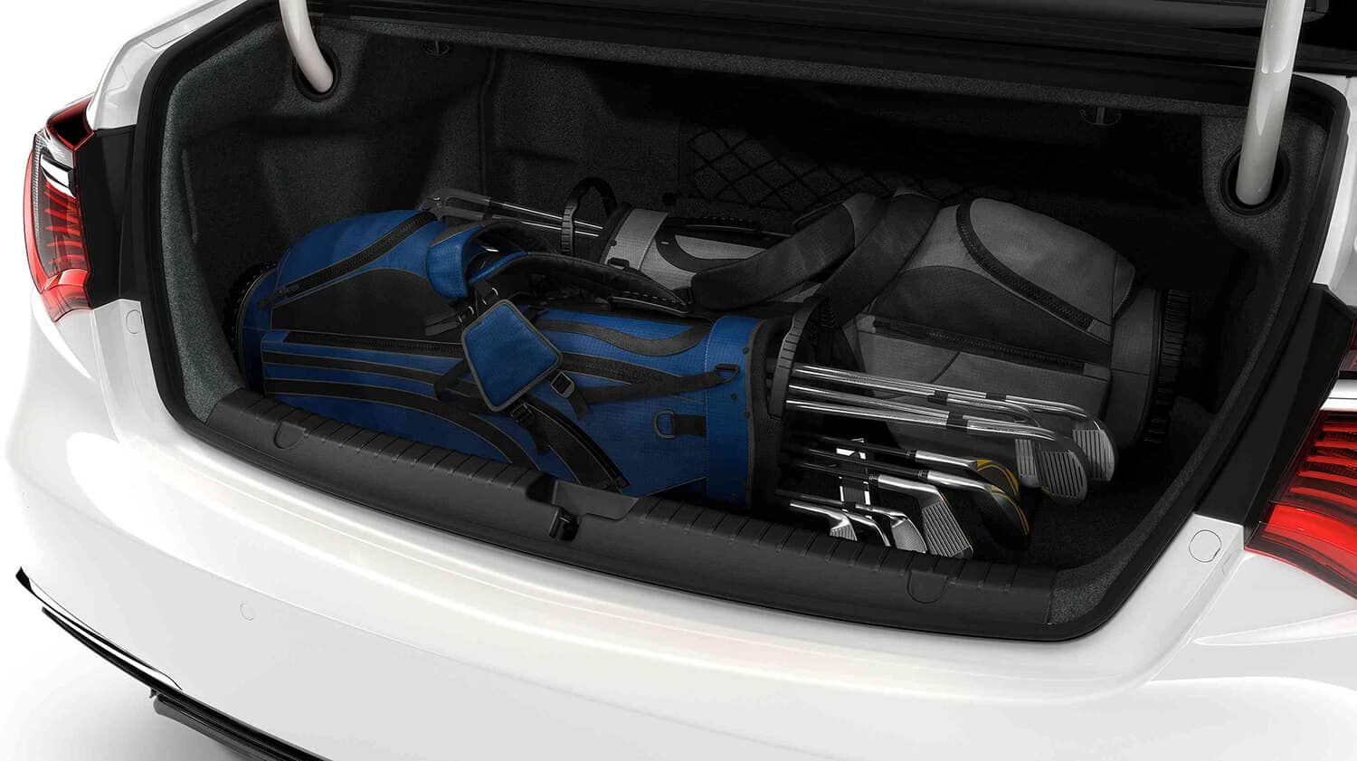 2018 Acura RLX Interior Trunk Space