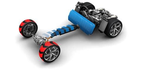 2018 Acura NSX Brembo Hydraulic Brakes
