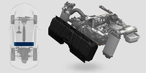 2018 Acura NSX Intelligent Power Unit