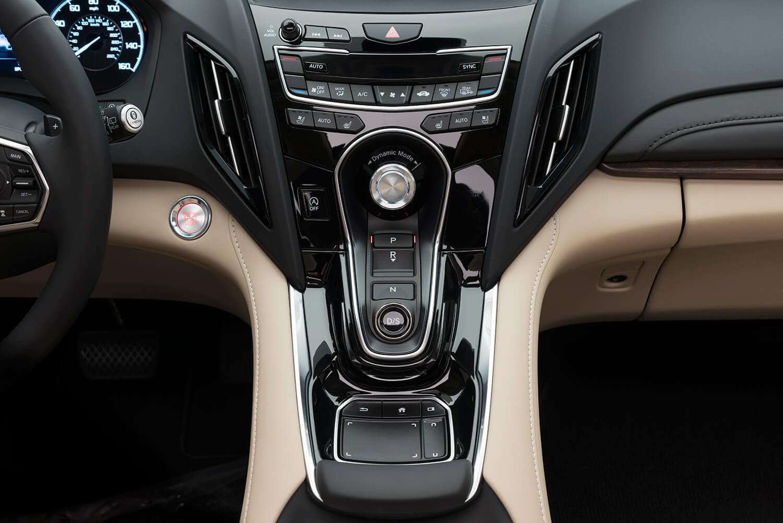 2019 Acura RDX Interior Front Cockpit