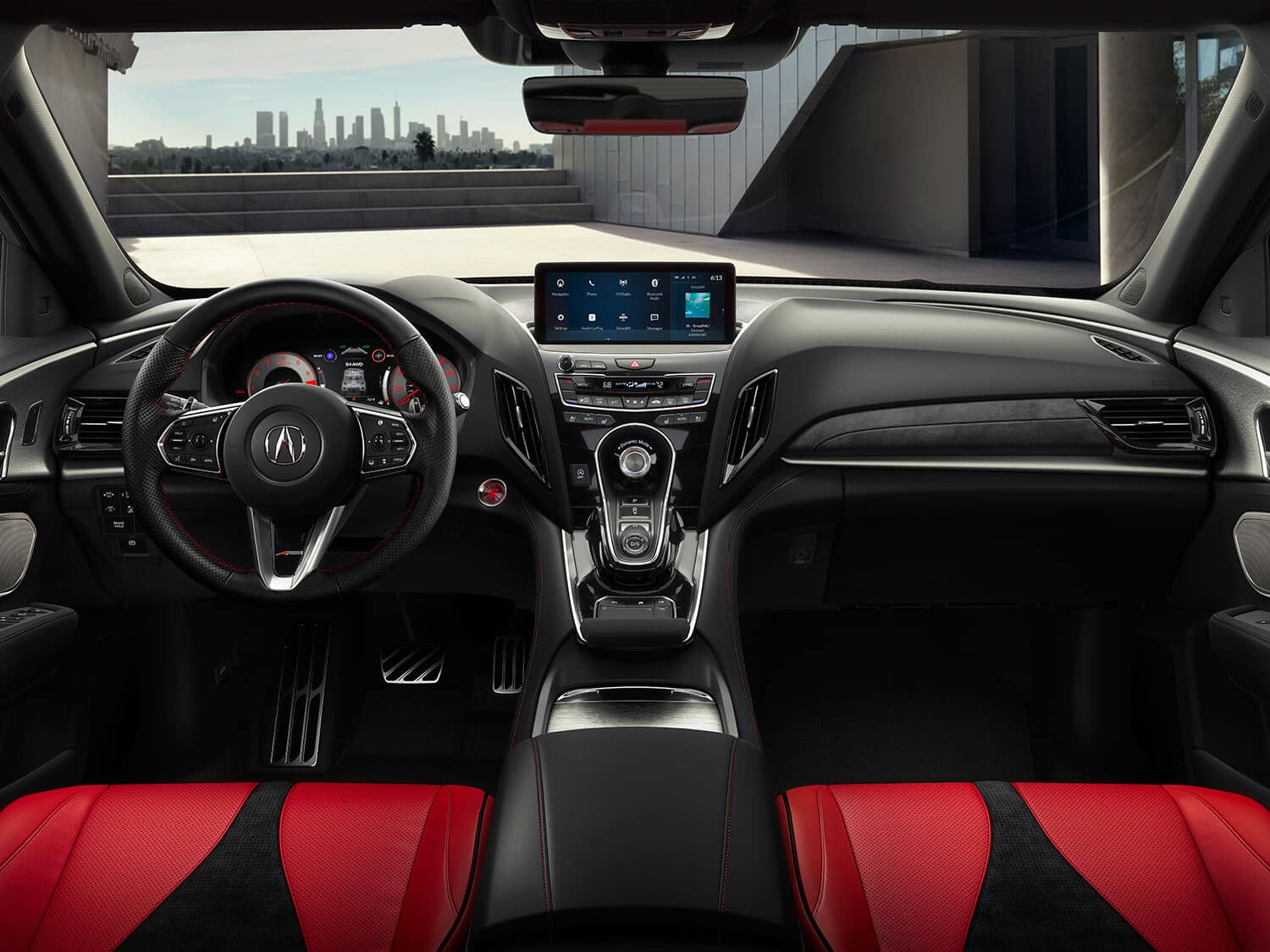 2019 Acura RDX Interior A-Spec Package