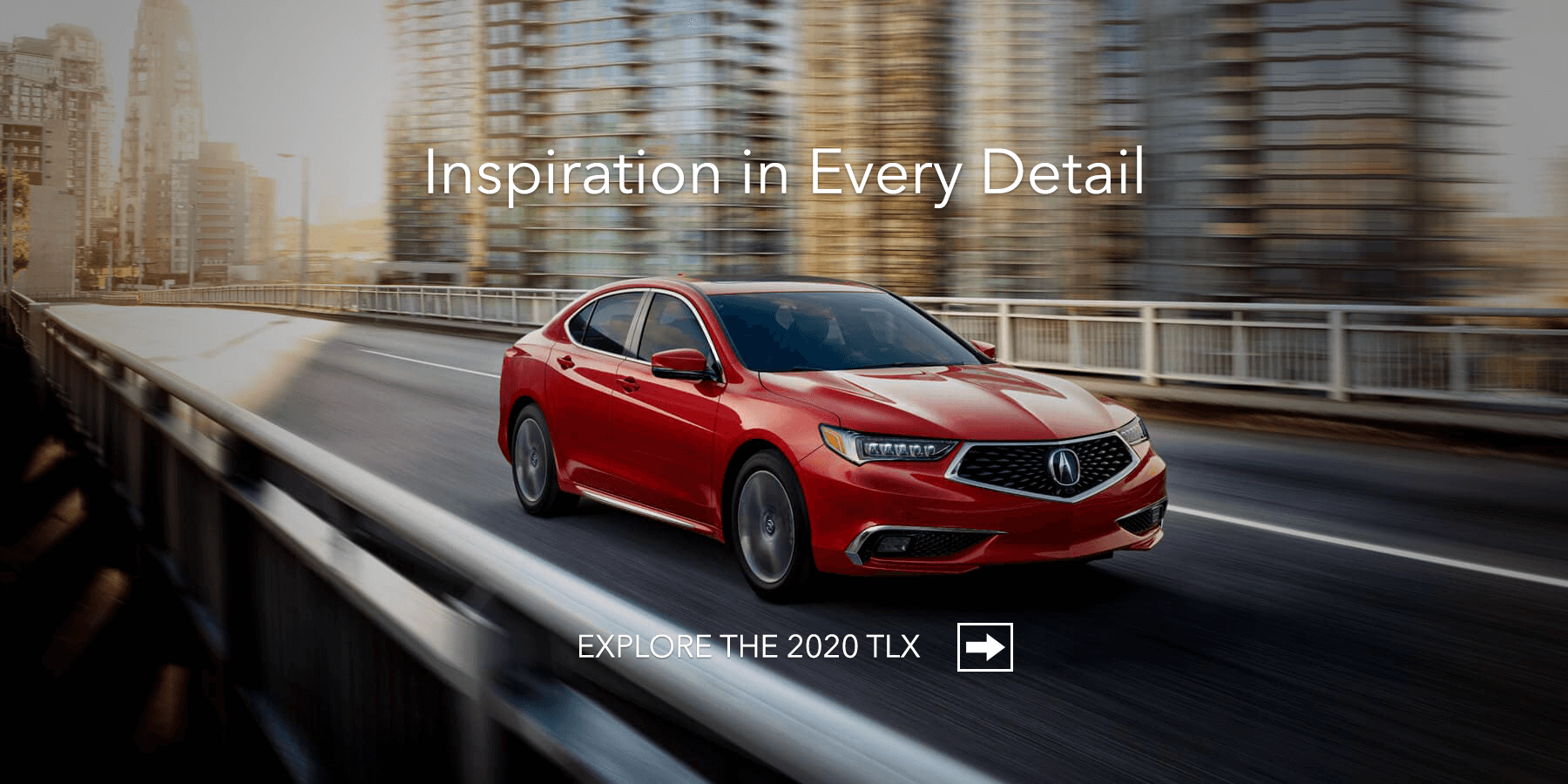 2020 Acura TLX Performance Red Pearl Front Angle HP Slide