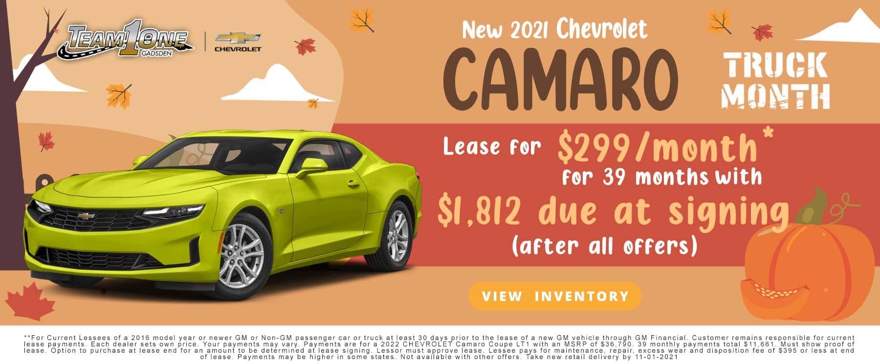 CHGW10250-Camaro