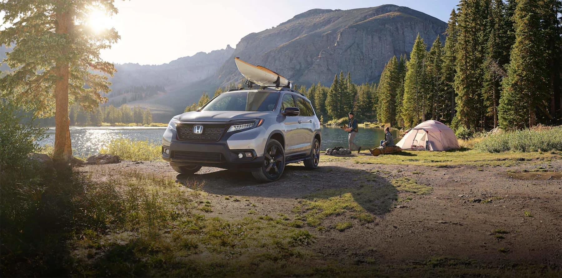 2019 Honda Passport: Styling Slider