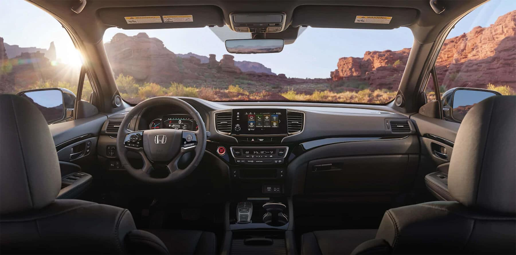 2019 Honda Passport: Technology Slider