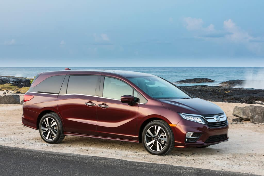 Honda Odyssey All Wheel Drive >> Comfortable And Efficient The Honda Odyssey Is The Best