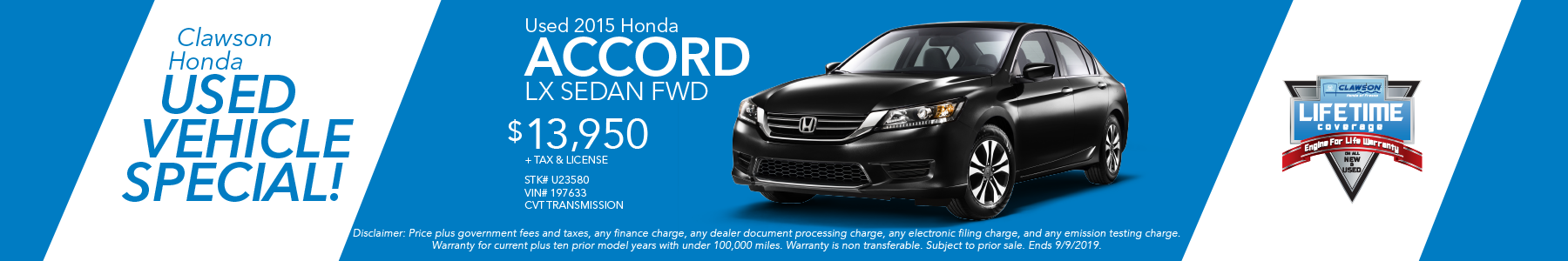 Clawson Honda of Fresno | New & Used Honda Dealer in Fresno, CA