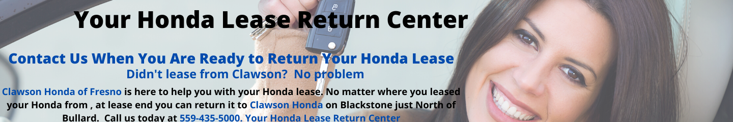 website banner Return your lease to Clawson Honda (1)