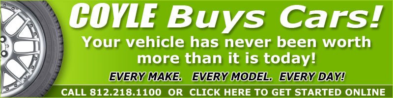 Coyle Auto Group: Clarksville, IN New & Used Car Dealer