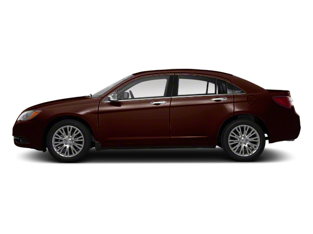 2012 Chrysler 200 dark exterior