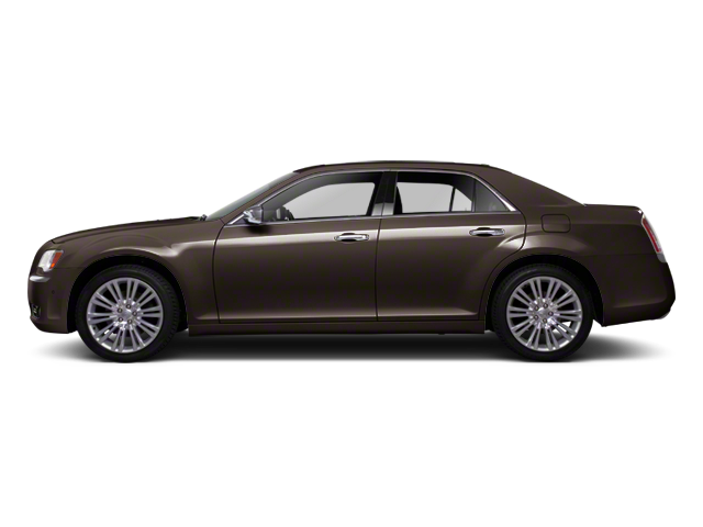 2012 Chrysler 300 dark exterior