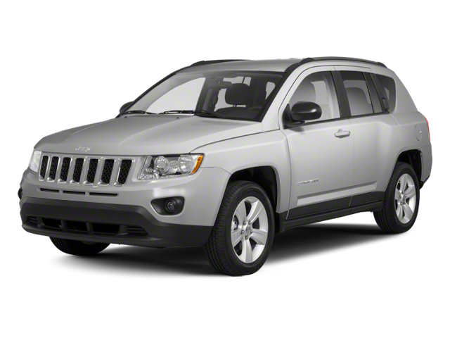 2012 Jeep Compass white background