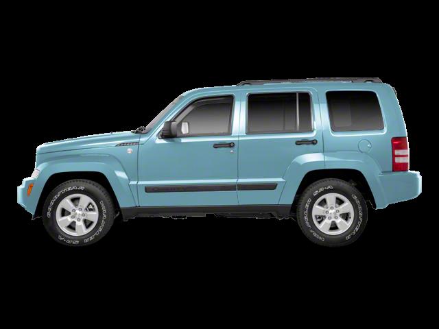 2012 Jeep Liberty light blue exterior