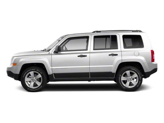 2012 Jeep Patriot white background