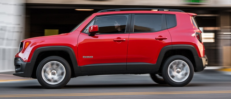 2015 Jeep Renegade specs