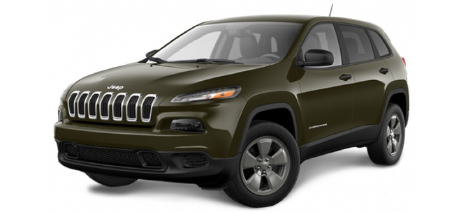 2015 Jeep Cherokee price