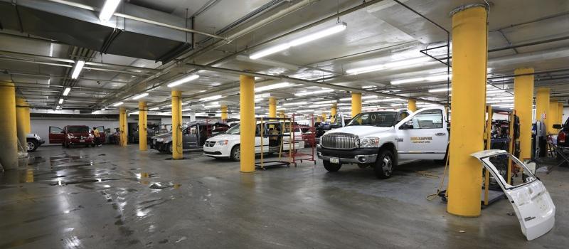 Crestview Chrysler Auto Body Repair Shop