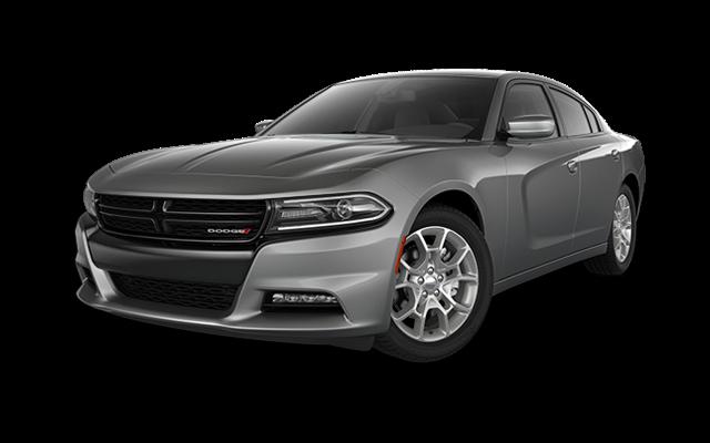 2016 Dodge Charger dark exterior