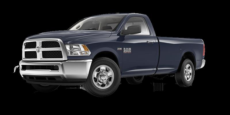 2016 Ram 2500 dark exterior