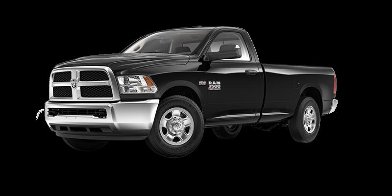 2016 Ram 3500 black exterior