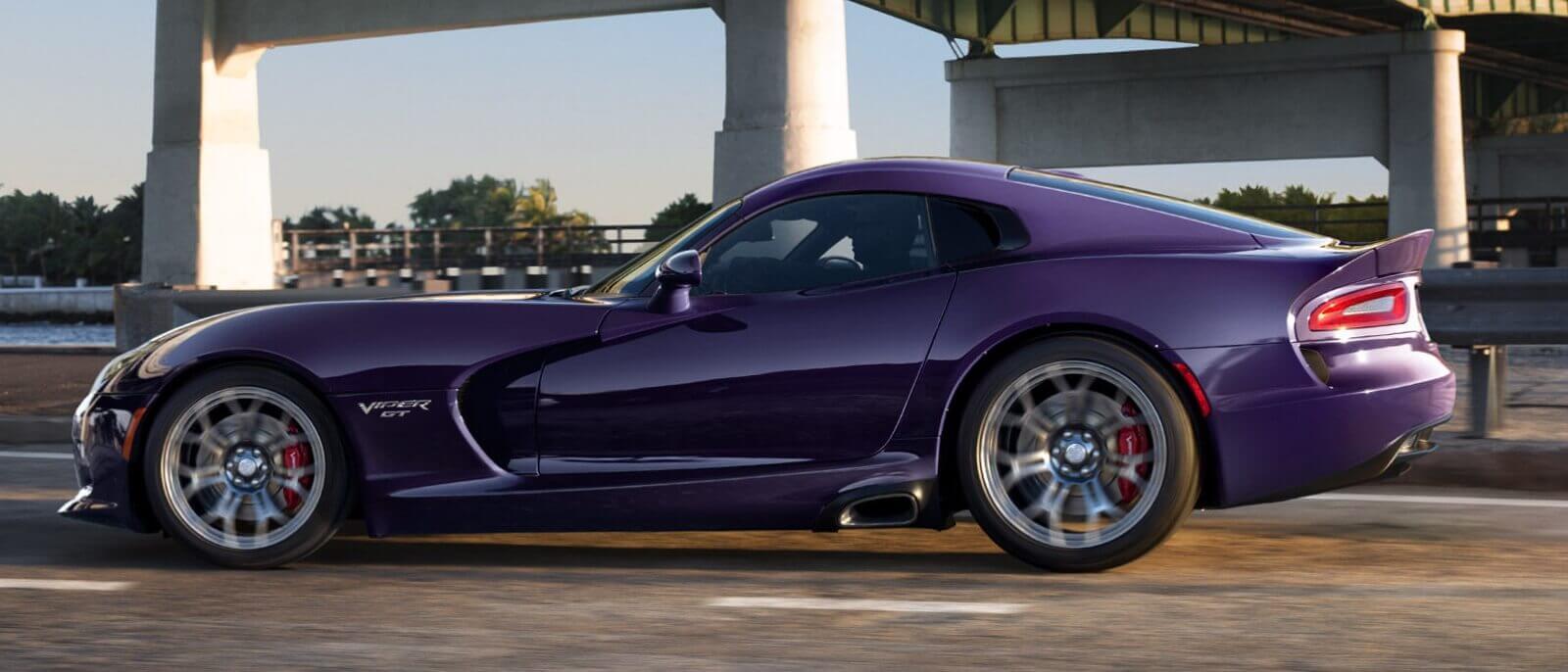 2016 Viper purple