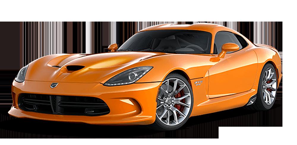 2016 Dodge Viper orange
