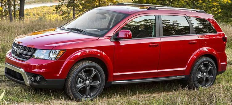 2017 Dodge Journey Offroad