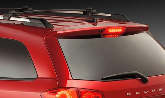 2017 Dodge Journey Red