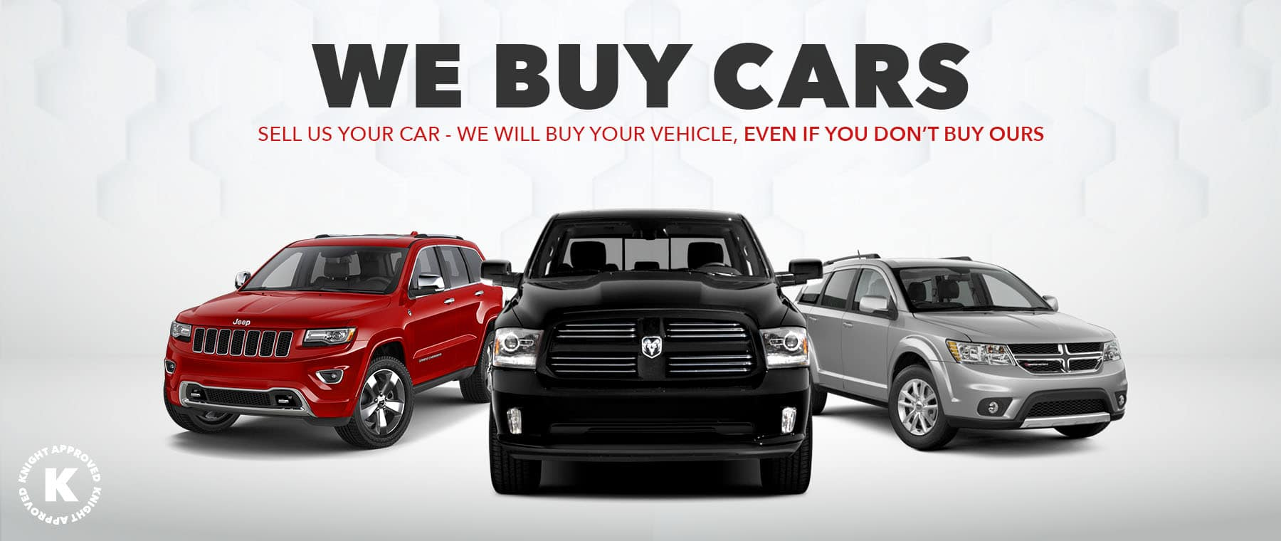 Sell Us Your Car | Crestview Chrysler