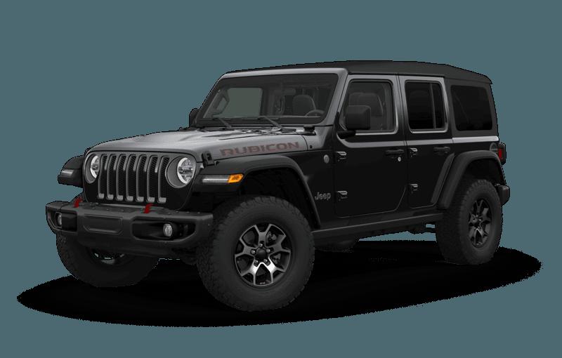 2018 Jeep Wrangler Canada Black