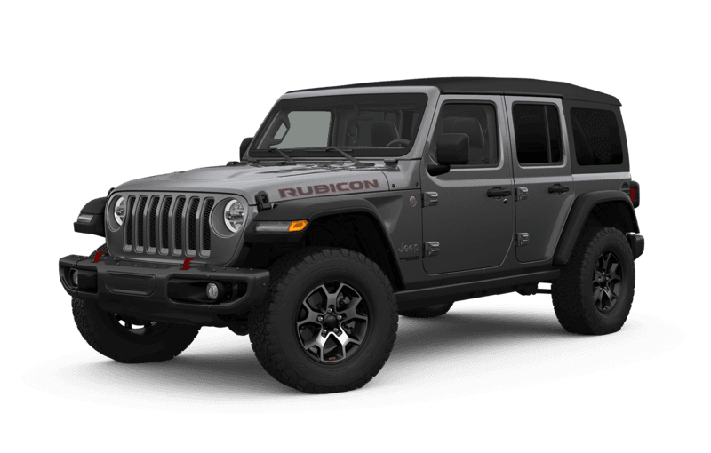 2018 Jeep Wrangler Canada Granite Crystal Metallic