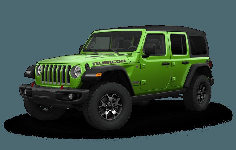 2018 Jeep Wrangler Canada Mojito