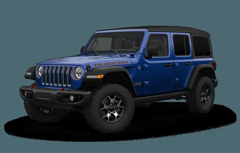 2018 Jeep Wrangler Canada Ocean Blue Metallic