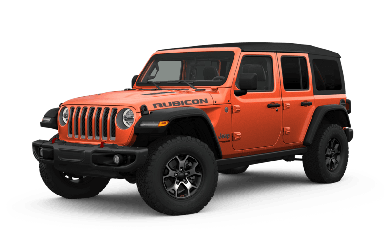 2018 Jeep Wrangler Canada Punkn Metallic