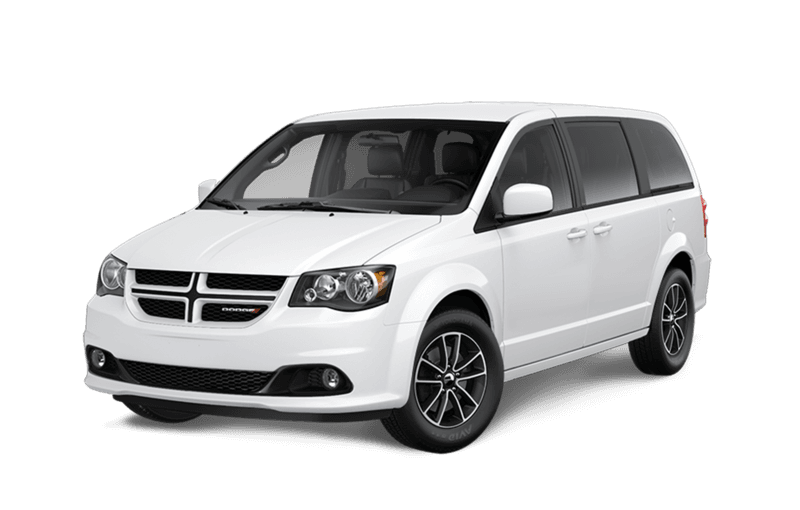 2019 Dodge Grand Caravan Bright White