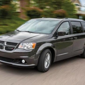 2019 Dodge Grand Caravan performance