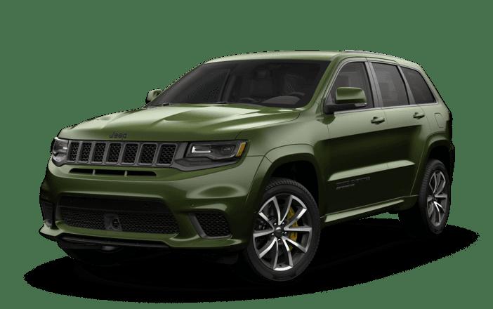 019 Jeep Grand Cherokee Green'