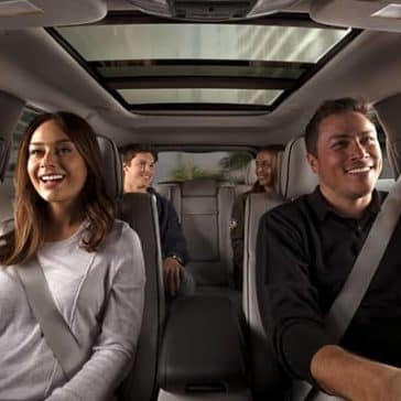 2019 Jeep Grand Cherokee Passengers