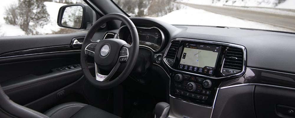 2020 Jeep Grand Cherokee Interior