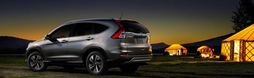 Honda CRV Banner Image