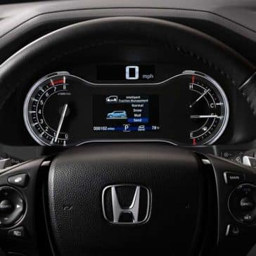 2018 Honda Pilot technology features