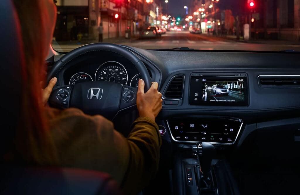 2018 Honda HR-V front exterior