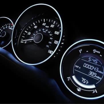 2018 Honda HR-V technology features