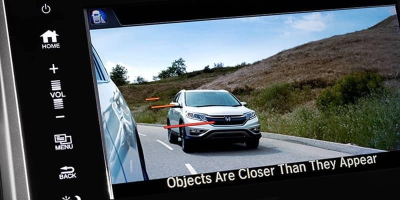 2018 Honda Pilot Honda LaneWatch