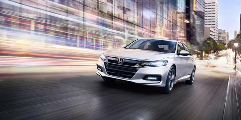 2018 Honda Accord safety