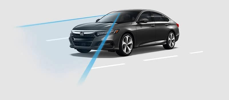 2018 Honda Accord Lane Keeping Assist