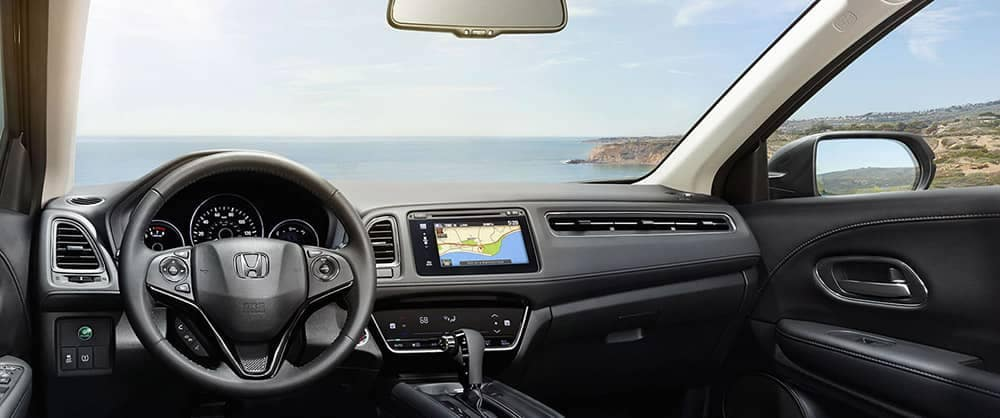 2018 Honda HR-V Dashboard Technology Features