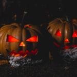 halloween jack-o-lanterns