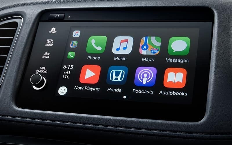 2019 Honda HR-V Interior Features
