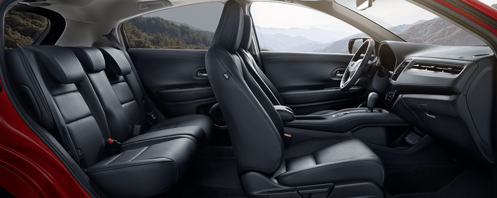 2019 Honda HR-V Interior